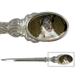 Wire Fox Terrier Cute Pup Letter Openers by TailWags