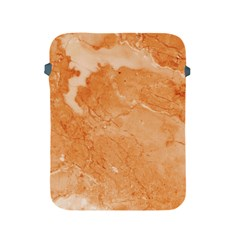 Rose Gold Marble Stone Print Apple Ipad 2/3/4 Protective Soft Cases by Dushan