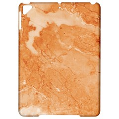 Rose Gold Marble Stone Print Apple Ipad Pro 9 7   Hardshell Case by Dushan