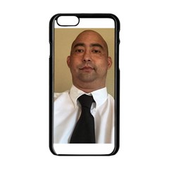 Received 1768317380115610 Apple Iphone 6/6s Black Enamel Case by Evanstech73