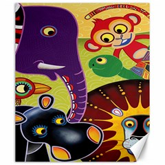 Animals Canvas 20  X 24   by AnjaniArt