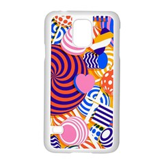 Canddy Color Samsung Galaxy S5 Case (white) by AnjaniArt