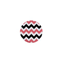 Chevron Crazy On Pinterest Blue Color 1  Mini Magnets by AnjaniArt