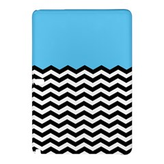 Color Block Jpeg Samsung Galaxy Tab Pro 10 1 Hardshell Case by AnjaniArt