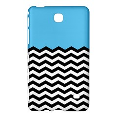 Color Block Jpeg Samsung Galaxy Tab 4 (7 ) Hardshell Case  by AnjaniArt