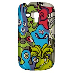 Colourful Monster Flooring Galaxy S3 Mini by AnjaniArt