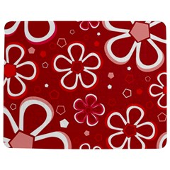 Flower Red Cute Jigsaw Puzzle Photo Stand (rectangular) by AnjaniArt