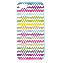 Color Full Chevron Apple Seamless Iphone 5 Case (color)