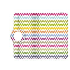 Color Full Chevron Kindle Fire Hdx 8 9  Flip 360 Case by AnjaniArt