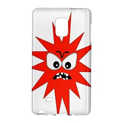 Monster Angry Galaxy Note Edge by AnjaniArt