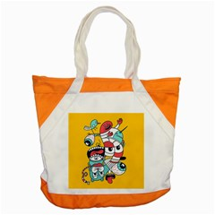 Monster Animals Accent Tote Bag