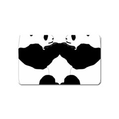 Panda Magnet (name Card)