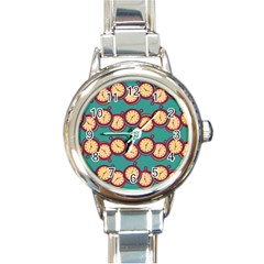 Timing Smart Time Round Italian Charm Watch