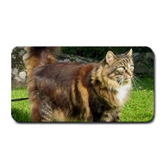 Norwegian Forest Cat Full  Medium Bar Mats by TailWags