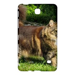 Norwegian Forest Cat Full  Samsung Galaxy Tab 4 (7 ) Hardshell Case  by TailWags