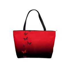 Lepidopteran Shoulder Handbags