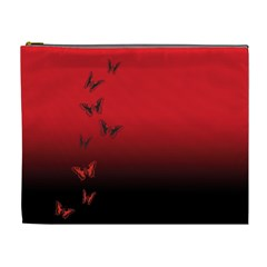 Lepidopteran Cosmetic Bag (xl)