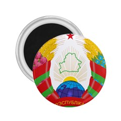 Coat Of Arms Of The Republic Of Belarus 2 25  Magnets by abbeyz71