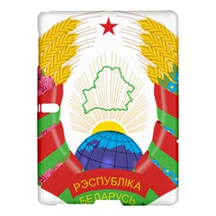Coat Of Arms Of The Republic Of Belarus Samsung Galaxy Tab S (10 5 ) Hardshell Case  by abbeyz71