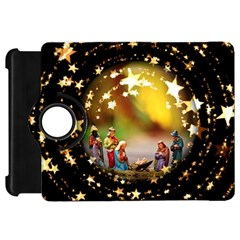 Christmas Crib Virgin Mary Joseph Jesus Christ Three Kings Baby Infant Jesus 4000 Kindle Fire Hd 7  by yoursparklingshop