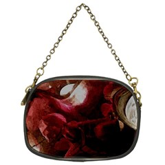 Dark Red Candlelight Candles Chain Purses (one Side)  by yoursparklingshop
