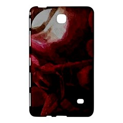 Dark Red Candlelight Candles Samsung Galaxy Tab 4 (8 ) Hardshell Case  by yoursparklingshop
