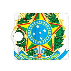 Coat of Arms of Brazil Kindle Fire HDX 8.9  Flip 360 Case by abbeyz71