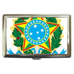 Coat Of Arms Of Brazil, 1971 1992 Cigarette Money Cases by abbeyz71