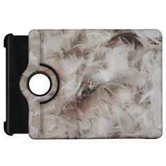 Down Comforter Feathers Goose Duck Feather Photography Kindle Fire Hd 7  by yoursparklingshop