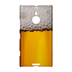 Beer Foam Yellow Nokia Lumia 1520 by AnjaniArt