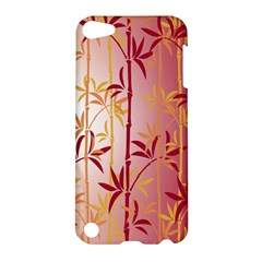 Bamboo Tree New Year Red Apple iPod Touch 5 Hardshell Case by AnjaniArt