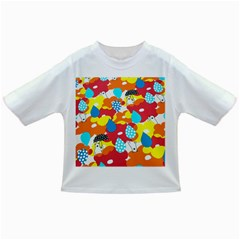 Bear Umbrella Infant/Toddler T-Shirts