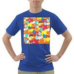 Bear Umbrella Dark T-Shirt