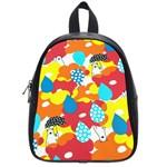 Bear Umbrella School Bags (Small)