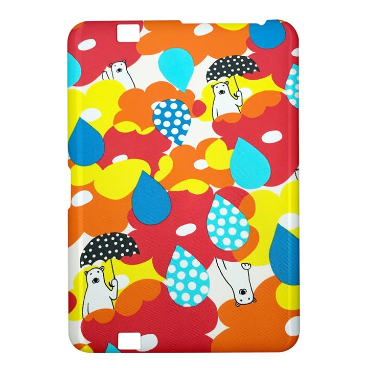 Bear Umbrella Kindle Fire HD 8.9