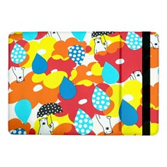 Bear Umbrella Samsung Galaxy Tab Pro 10 1  Flip Case