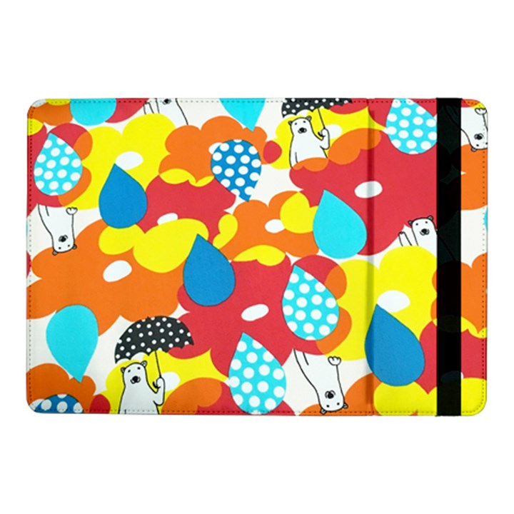 Bear Umbrella Samsung Galaxy Tab Pro 10.1  Flip Case
