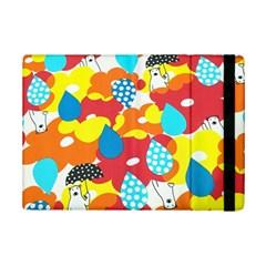 Bear Umbrella Ipad Mini 2 Flip Cases