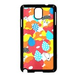 Bear Umbrella Samsung Galaxy Note 3 Neo Hardshell Case (Black) Front
