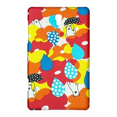 Bear Umbrella Samsung Galaxy Tab S (8 4 ) Hardshell Case