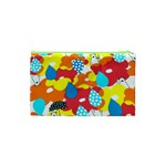 Bear Umbrella Cosmetic Bag (XS) Back
