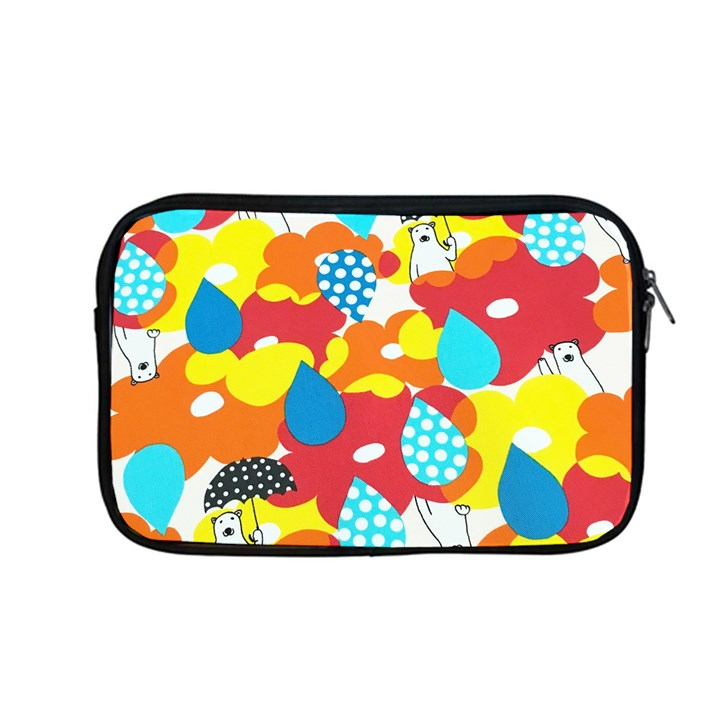 Bear Umbrella Apple MacBook Pro 13  Zipper Case