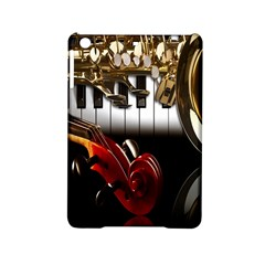Classical Music Instruments Ipad Mini 2 Hardshell Cases by AnjaniArt