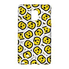 Face Smile Yellow Copy Galaxy Note Edge