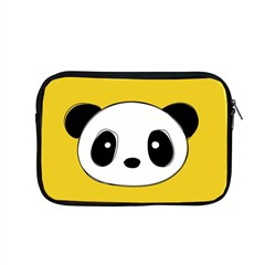 Face Panda Cute Apple Macbook Pro 15  Zipper Case