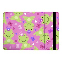 Frog Princes Samsung Galaxy Tab Pro 10 1  Flip Case by AnjaniArt