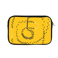 Yellow Soles Of The Feet Apple Macbook Pro 13  Zipper Case