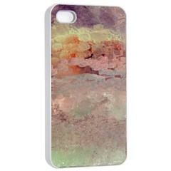 Sunrise Apple Iphone 4/4s Seamless Case (white) by theunrulyartist