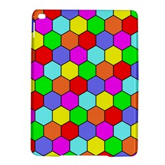 Hexagonal Tiling Ipad Air 2 Hardshell Cases by AnjaniArt