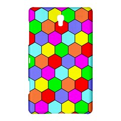 Hexagonal Tiling Samsung Galaxy Tab S (8 4 ) Hardshell Case  by AnjaniArt